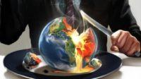Jour du dépassement sur la Terre: l'objectif est l'avortement