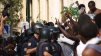 L'Europe bruxelloise en guerre: la police recule partout devant les migrants