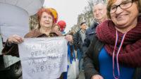 Réforme des retraites: les vieux, variable d'ajustement du supra-national socialisme En Marche