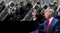 Réseaux sociaux: Trump dénonce la censure de la haine par l'hypocrisie