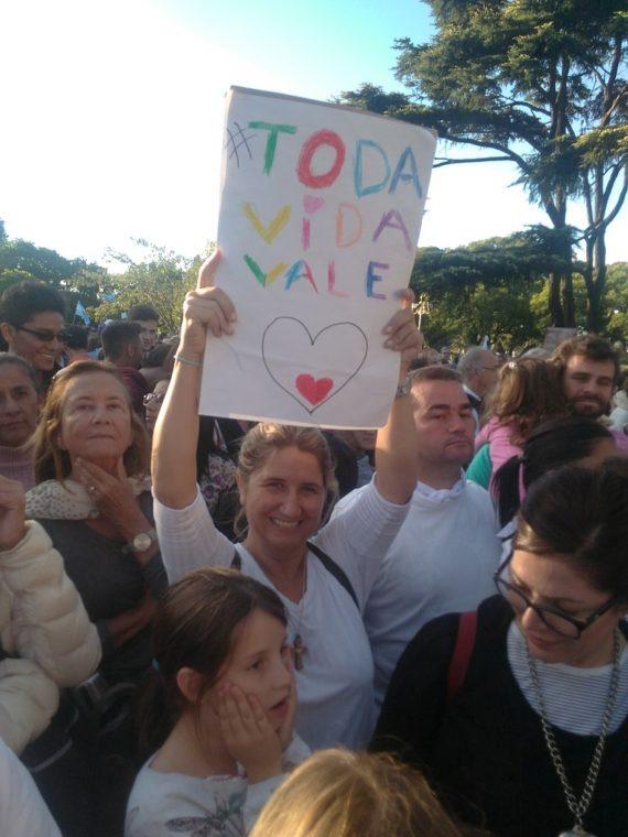 Sénat Argentine non avortement rejet proposition légalisation