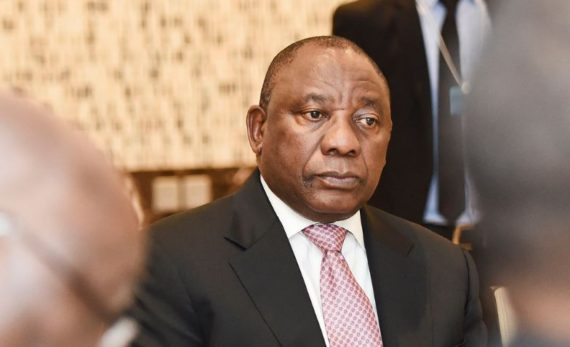 expropriation fermiers blancs Afrique Sud Ramaphosa Zimbabwe