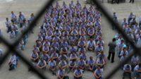 Des camps de rééducation politique en Chine communiste – comme au bon vieux temps