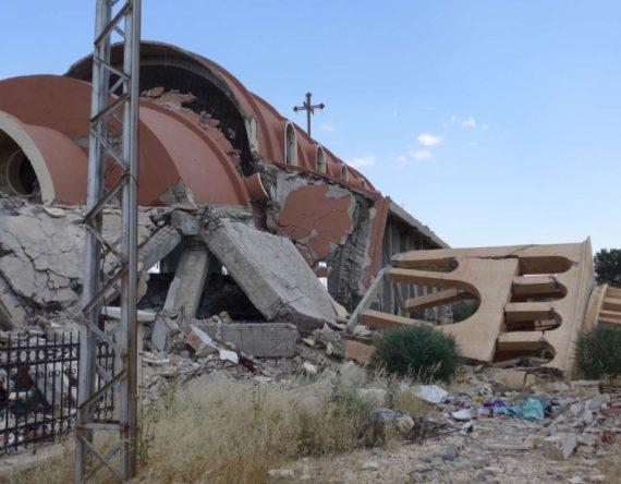 Chine communiste chrétiens répression églises