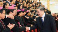 L'Eglise de l'Association patriotique catholique de Chine refait allégeance au Parti communiste après l'accord avec Rome