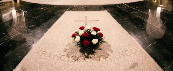 Espagne Franco exhumation