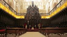 La cathédrale de Cordoue