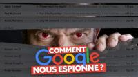 Installation forcée de Chrome, espionnage des courriels sur Gmail: Google, le grand manipulateur, vous espionne