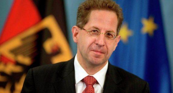 Hans Georg Maassen chasse migrants meurtre Chemnitz
