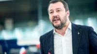 La réponse de Matteo Salvini aux enquêtes pour racisme diligentés contre l'Italie et l'Autriche par l'ONU: il envisage de couper les fonds