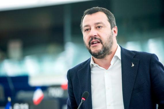 Matteo Salvini enquêtes racisme Italie ONU