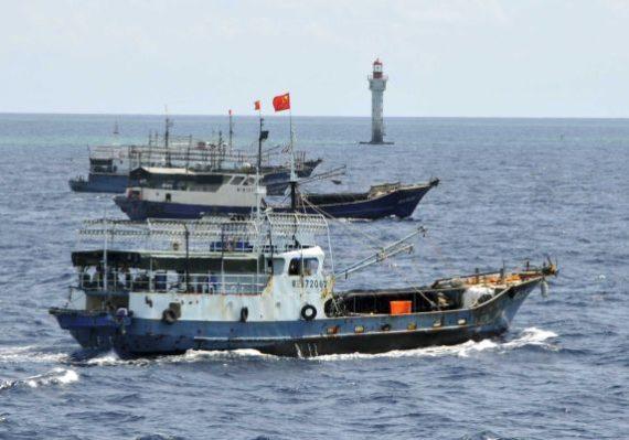 Mer Chine méridionale expansionnisme