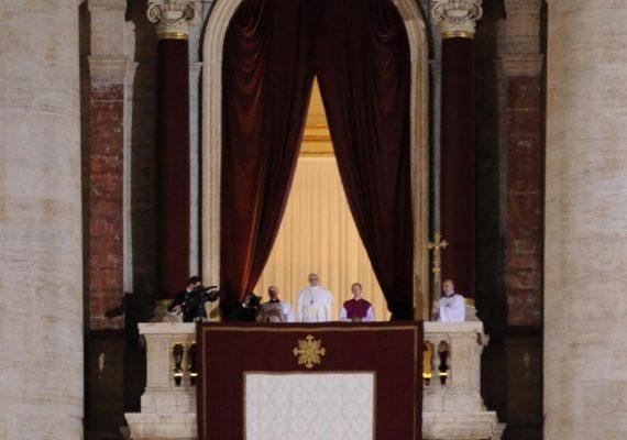 Mgr Schonborn Saint Esprit élection pape Francois