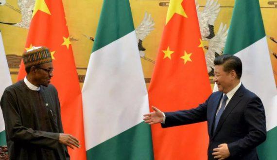 Nigeria surendette Chine Afrique