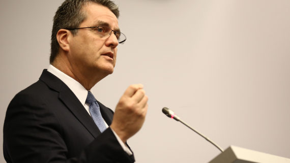 OMC Roberto Azevedo bilatéralisme Trump