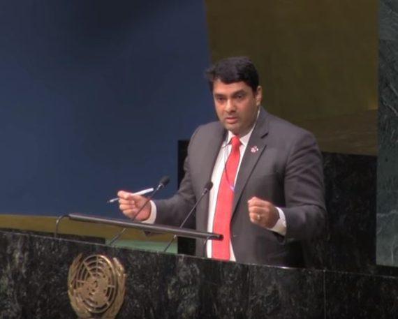 Ravi Karkara fonctionnaire ONU égalité genre licencié agressions sexuelles masculins
