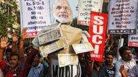 Retombées de la démonétisation en Inde: le bilan est négatif