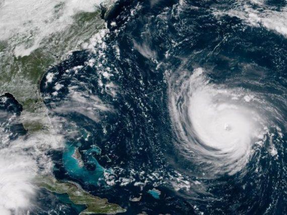 Tempete Florence climato alarmistes
