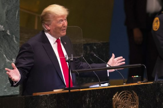 Trump ONU mondialisme patriotisme