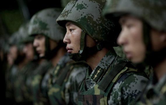 Trump punit armée chinoise acheté chez Russes