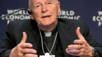 "L'ex-cardinal Theodore McCarrick était membre du très mondialiste ""Center for Strategic and International Studies"" (CSIS)"