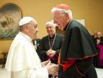 Un autre cardinal «protégé» par le pape François? Cormac Murphy-O'Connor, membre du groupe de Saint-Gall