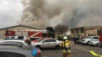 Des demandeurs d'asile déboutés mettent le feu à une cellule à Vienne