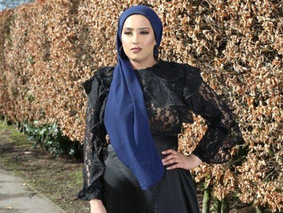 hijab concours beauté musulmane