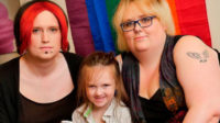 """""""Gender-fluid"""": une famille britannique casse tous les codes par inversion de sexe simultanée du père et de la mère"""