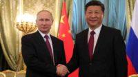 Manœuvres conjointes Vostok 2018, Forum économique oriental russe: Poutine et Xi rapprochent Russie et Chine face à Trump