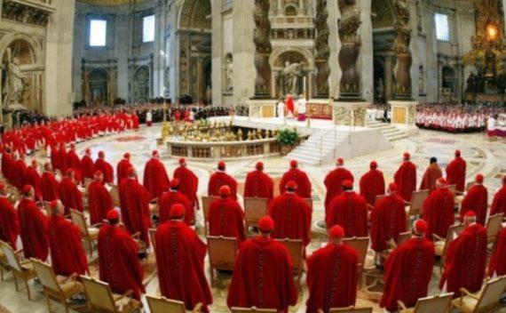 Australie cardinal Burke college cardinaux accord Saint Siege Chine