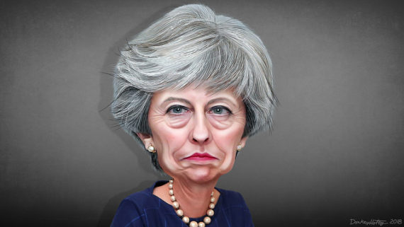Brexit Theresa May derniers jours