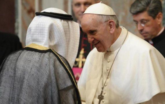 Clergé pro homosexualiste pro islamique convergence