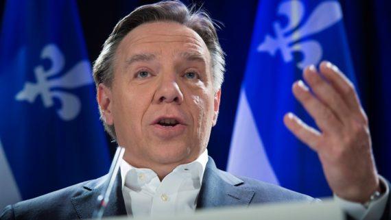 Coalition Avenir Québec Francois Legault immigration