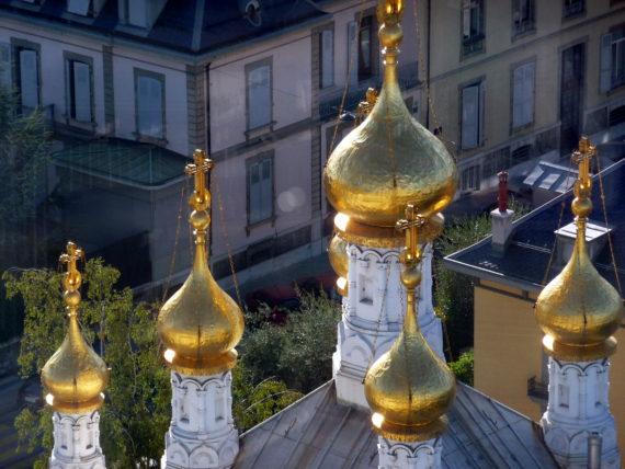 Eglise orthodoxe russe Constantinople schisme Ukraine