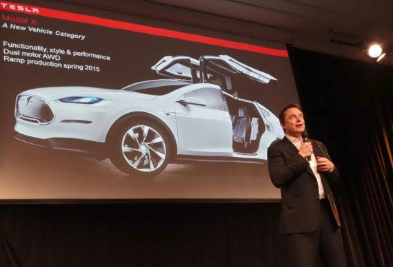 Elon Musk Al Gore réchauffiste Tesla
