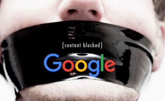Google censure Chine Good Censor