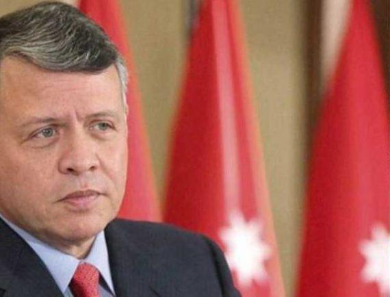 Jordanie annule partie accord paix Israel