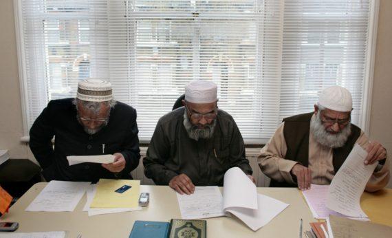 Londres islamisation tribunaux islamiques