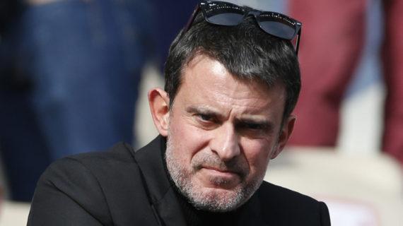 Manuel Valls Evry Barcelone Politique Chevauche Vie Privée
