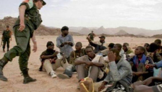 ONU Somme Algérie Expulser Migrants Gouvernement Mondial