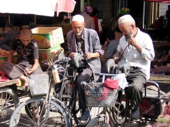 Ouighours Chine diversité religions