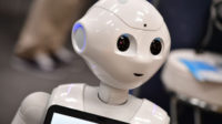 """Pepper"" le robot a été auditionné par la commission de l'éducation du Parlement britannique"