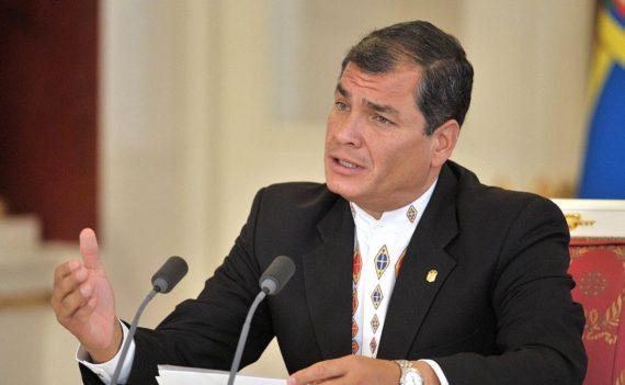 Rafael Correa Chine Equateur Pétrole