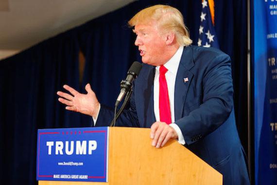 Rapport GIEC Trump changement climatique origine humaine