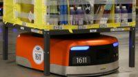 Robots Kiva: Amazon Robotics automatise tout – encore des hommes mais seulement «à court terme»