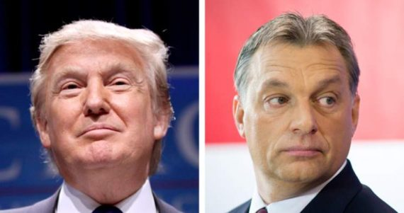 Trump Orban Pacte mondial migrations souverainetés
