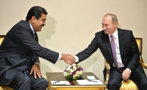 Venezuela Maduro Russie Chine banqueroute