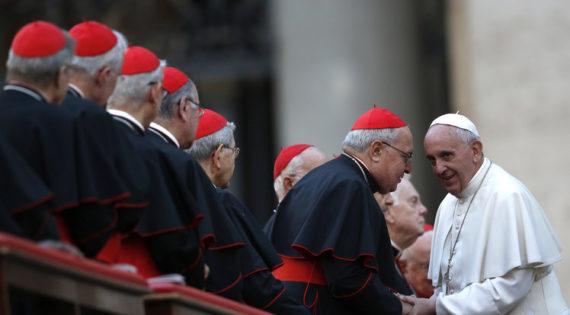 Vigano Ouellet McCarrick pape accusation blasphème