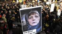 Le nouvel accord d'Angela Merkel avec ses alliés annonce l'arrivée de davantage d'immigrés en Allemagne